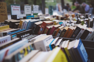 Profitable Famous Huge Used Book Store