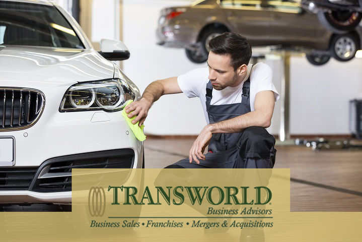 Absentee Auto Repair and Service with Real Estate