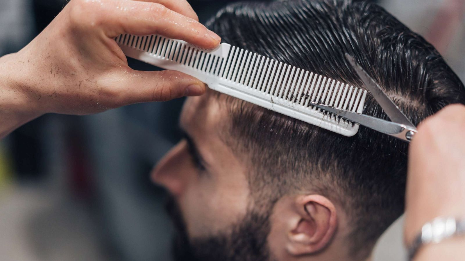 Well Established Barbershop – Recession Proof