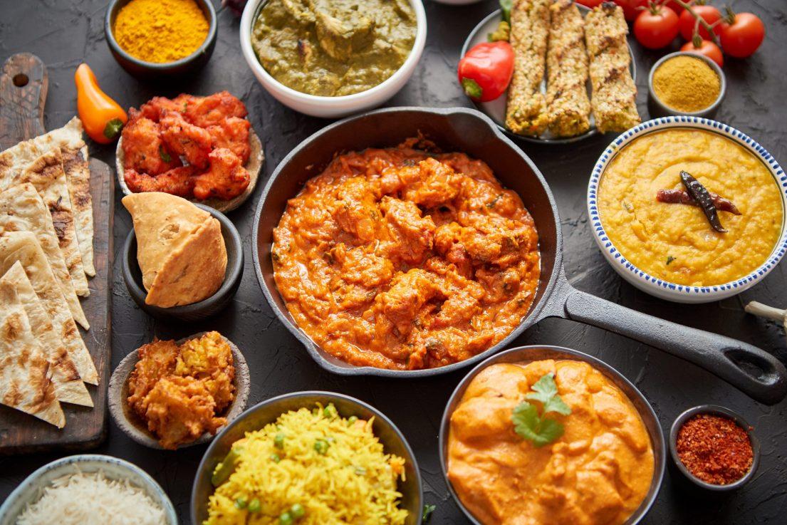 Big Numbers!!! Indian Restaurant